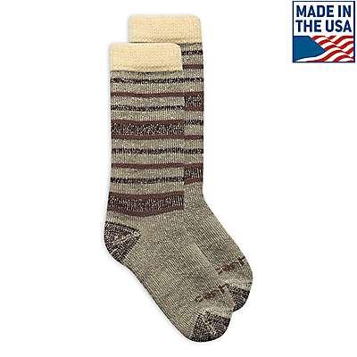 Carhartt Women's Purple Heavyweight Wool Boot Sock - front