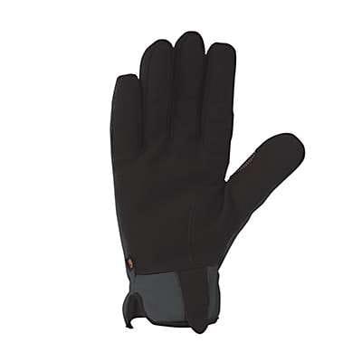 Carhartt Women's Blue Dusk Work Flex Glove - back