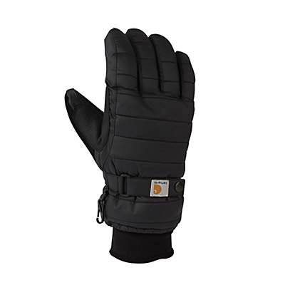 Carhartt Women's Crab Apple Quilts Insulated Glove - front