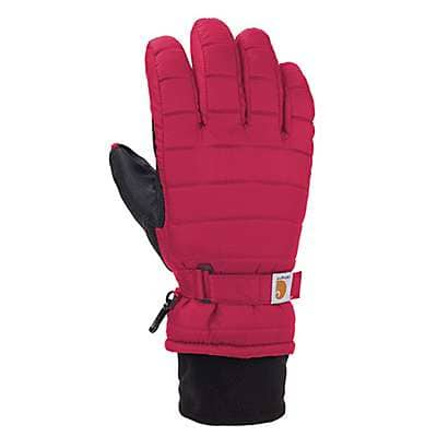 Carhartt  Crab Apple Quilts Insulated Glove - front