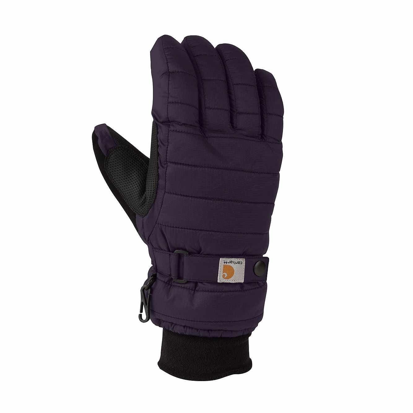Picture of Quilts Insulated Glove in Nightshade