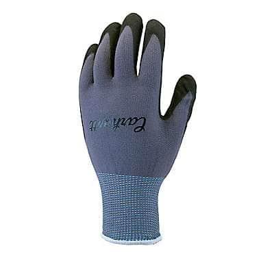 Carhartt Women's Gray All-Purpose Nitrile Grip Glove