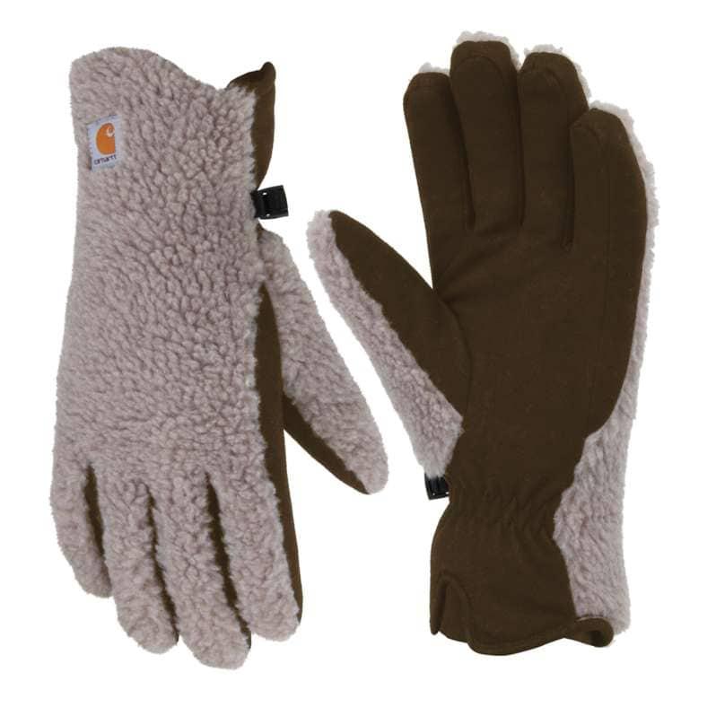 Carhartt  DESERT SAND Sherpa Insulated Glove