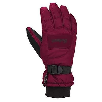 Carhartt Women's Crab Apple Waterproof Insulated Glove - front