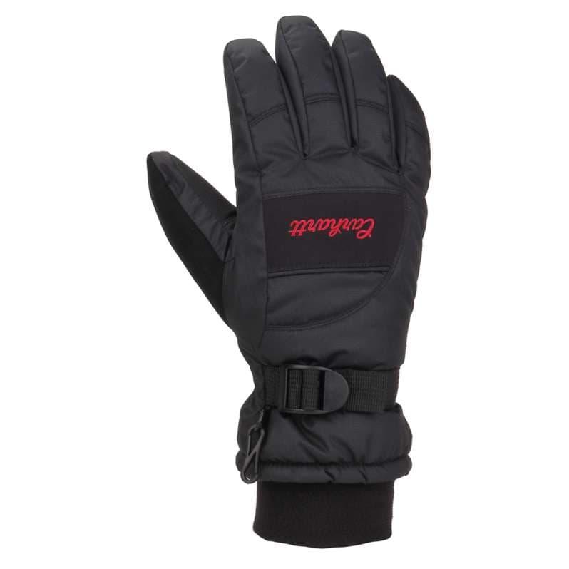 Carhartt  Black Waterproof Insulated Glove