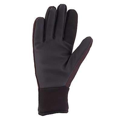 Carhartt Women's Deep Wine Roboknit Insulated Glove - back