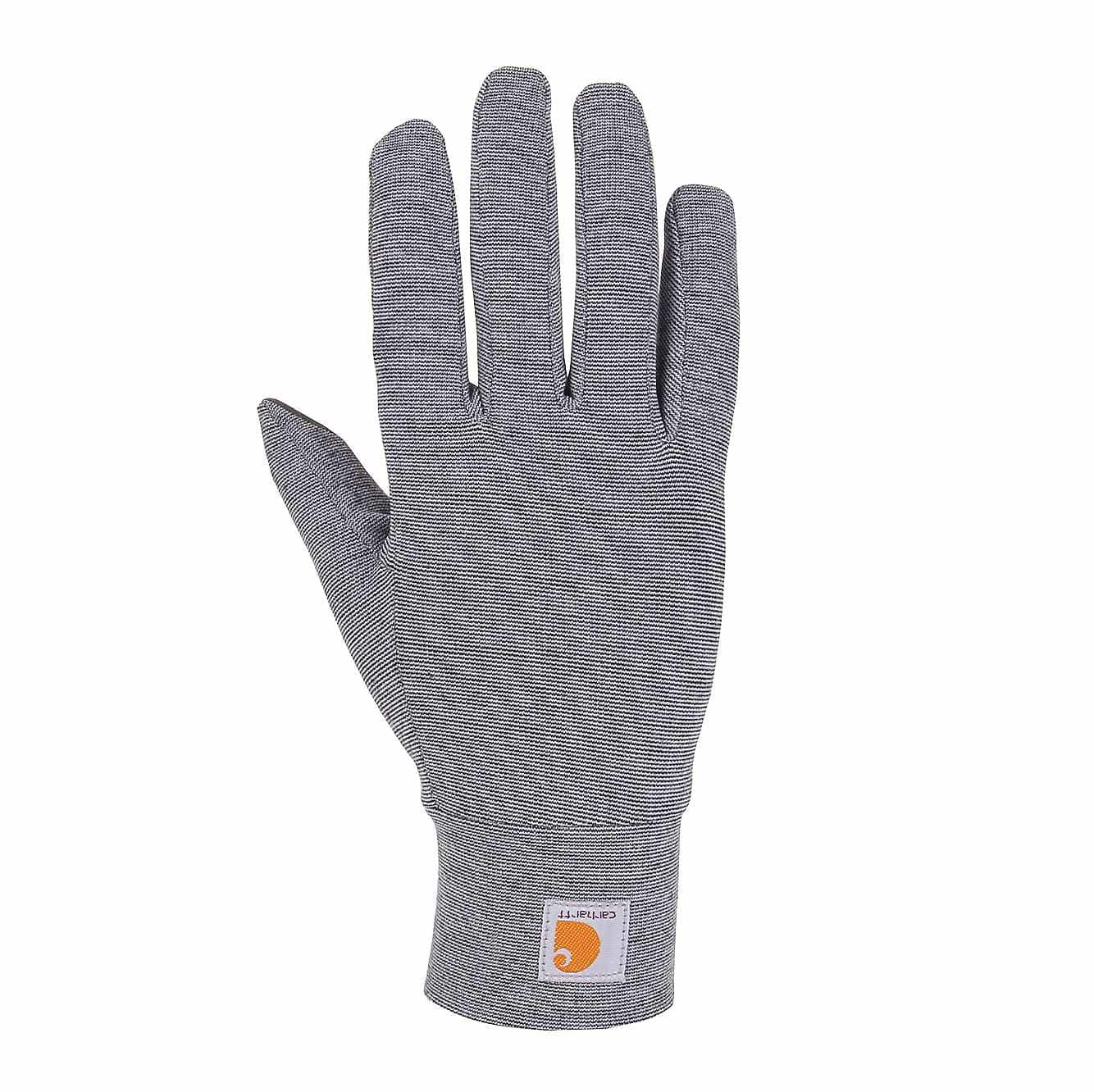 Picture of Carhartt Force® Heavyweight Liner Knit Glove in Gray