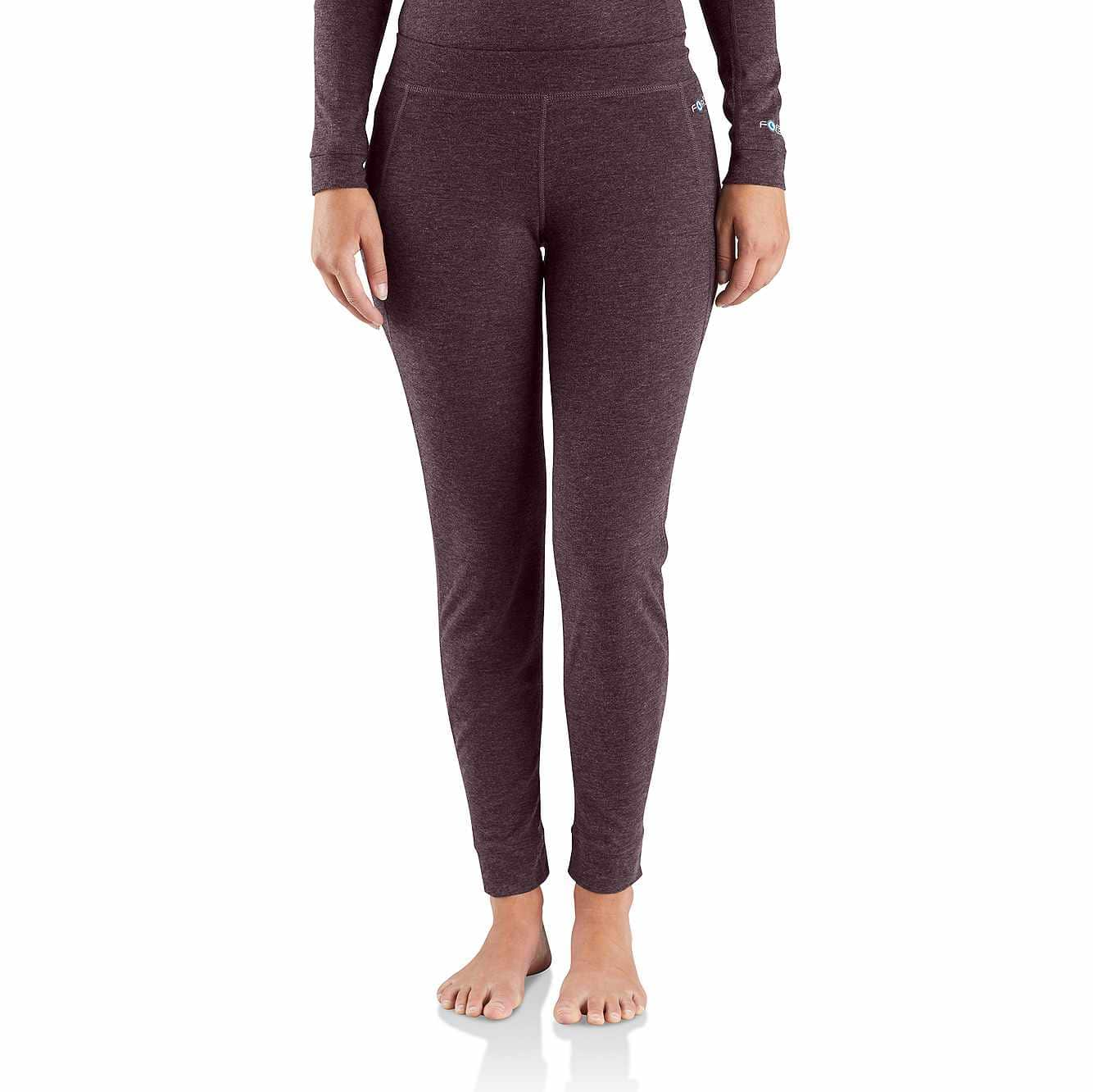 Picture of Base Force® Heavyweight Poly-Wool Bottom in Deep Wine