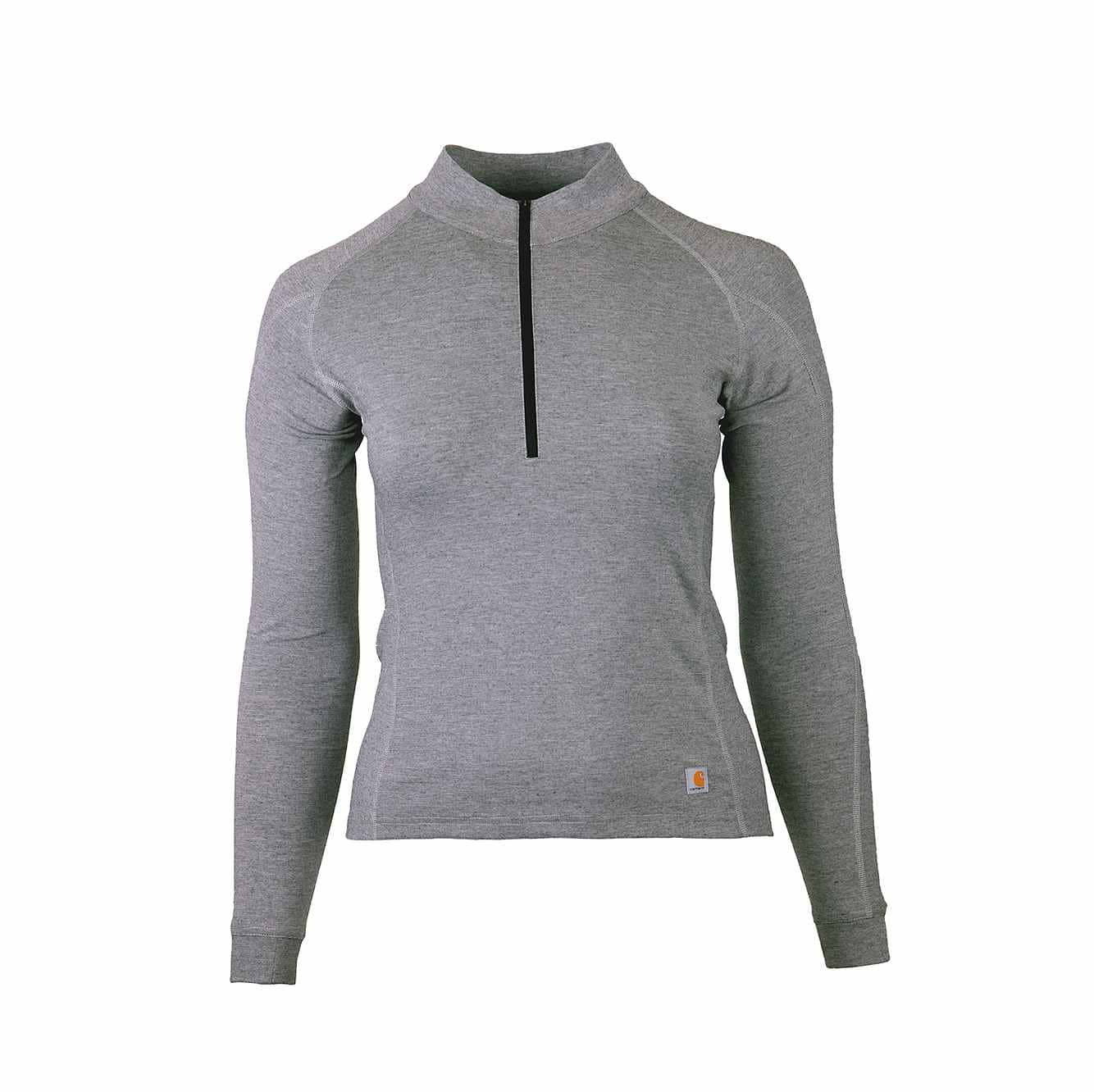 Picture of Women's Base Force® Heavyweight Quarter-Zip in Shadow