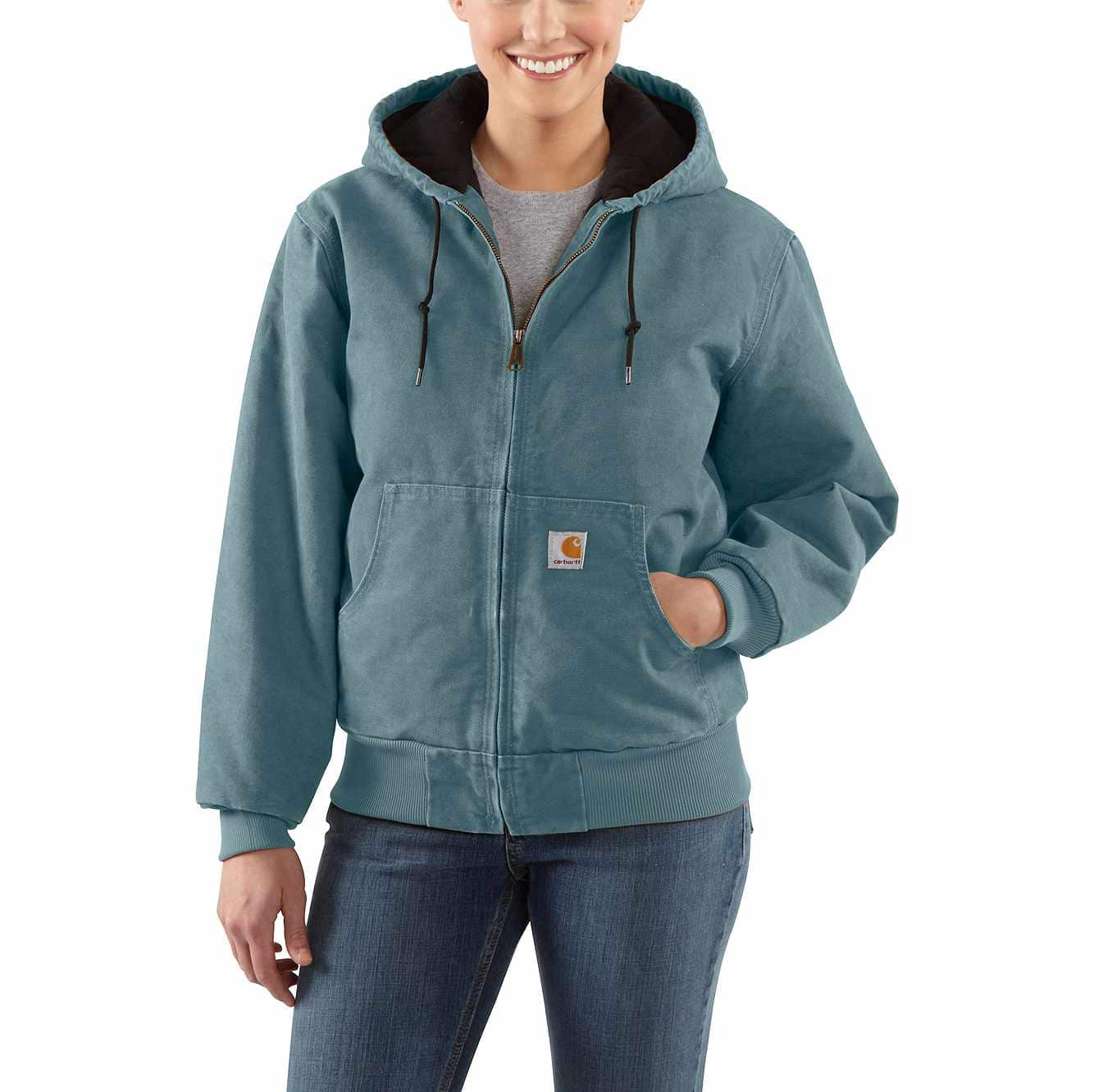 wholesale dealer 39751 1fd01 Sandstone Quilted-Flannel Active Jac