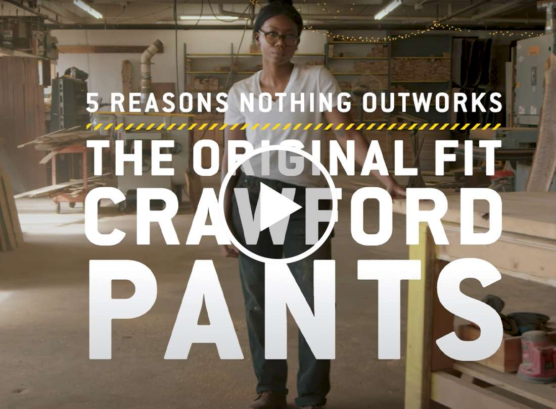 Women's Crawford Pant | Product Tech