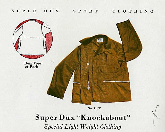 Knockabout Coat, 1931