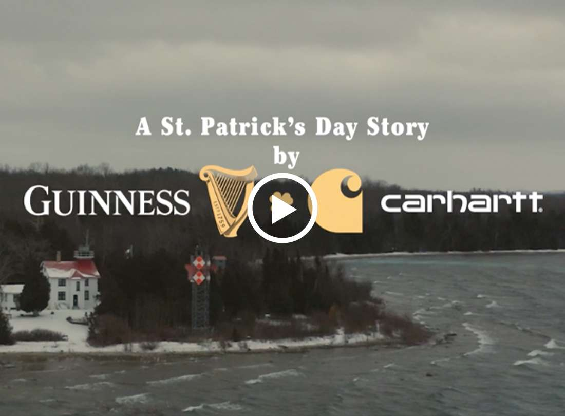 Guinness x Carhartt | Make Your Own Parade​