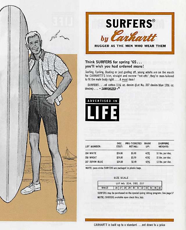 Surfers, 1964
